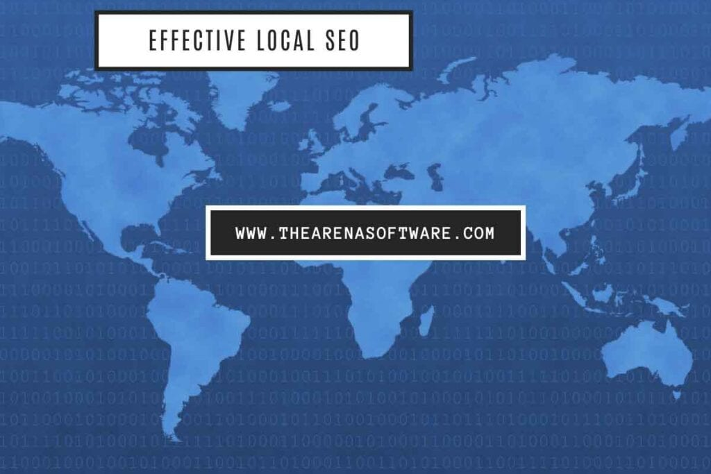 Road map to effective local SEO. Getting SEO right takes time, money, effort, and patience. Achieving great rankings in the search engine results is a process and one that requires persistence. Focusing on local SEO is a great way for many businesses to fast track their results within their physical location.
