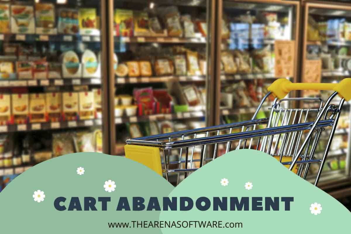Reduce cart abandonment rate. Shopping cart abandonment is one of the most common roadblocks retailers experience when trying to increase their sales.