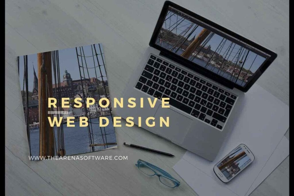 How Responsive Web Design works. In short, fluid layouts affect the structural CSS of a website, this controls its layout and therefore how it displays on different devices. Media queries on the other hand relate to the CSS related to stylisation or rendering, and could be conceptualised as a series of questions or conditional logic related to the device it is being viewed on.
