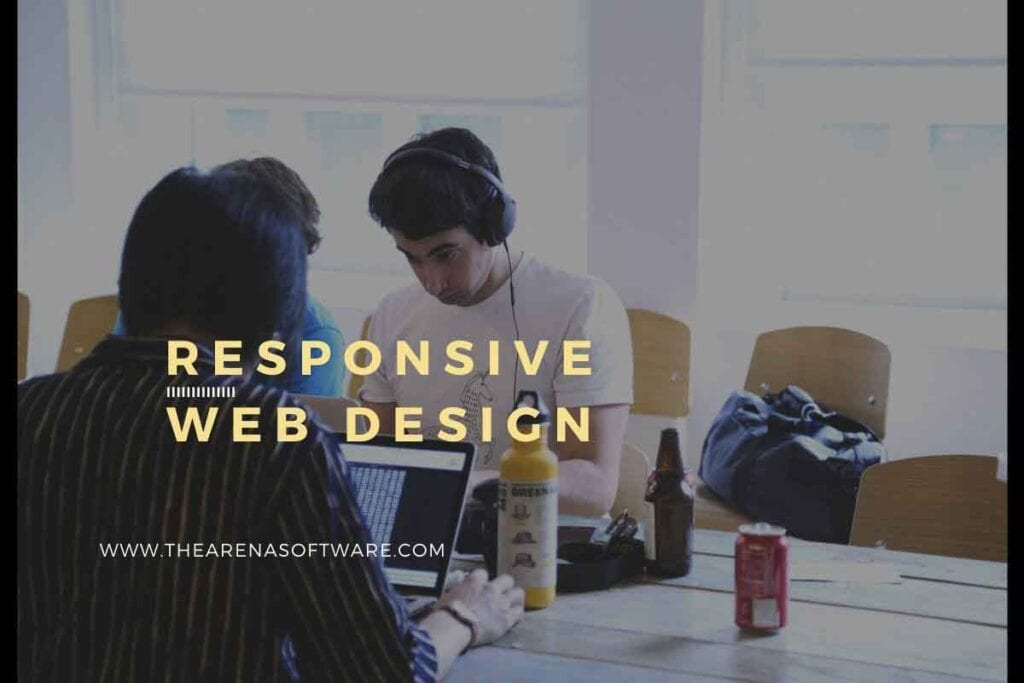How Responsive Web Design works. Previously, websites were based on fixed widths and a layouts proportion. This is a hangover from the print and newspaper industry, when an advertisement or article would be a certain size of 'real estate'. Websites however, are not as limited for real estate and can grow in length. Secondly, unlike newspapers- how a page is read or displayed depends on the device or browser it is being viewed on.