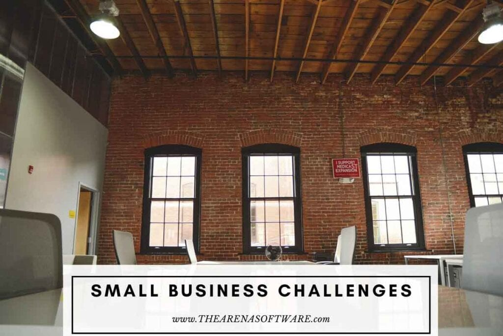 Common challenges that small businesses face. So many people start their business, only to realise that they have essentially bought themselves a job. They keep everything in their head and they never delegate or systemise their business. They find themselves working nights and weekends just to keep their heads above water.