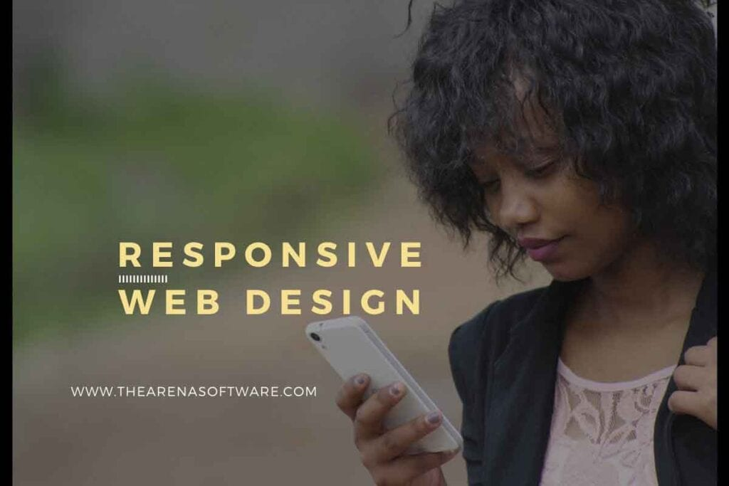 How Responsive Web Design works. This explains why when you resize the window for this website elements shrink and expand accordingly. However, there will be a stage where the elements of the page shrink to when they are no longer legible on the screen they are being viewed on.