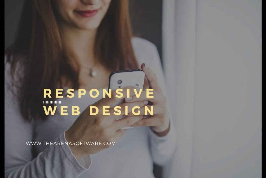How Responsive Web Design works. This is when we will have to introduce another level of 'techniques' to optimise for smaller devices with different interfaces such as touch screens. This is when the second element of responsive web design comes in- Media Queries.
