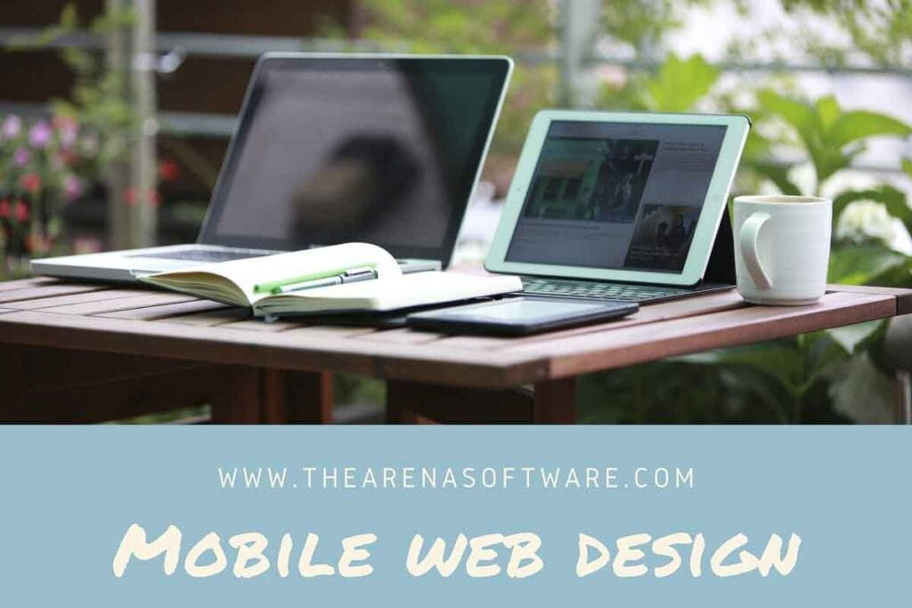 Most important statistics for mobile web design and search engine marketing. Google and Nielsen's study also reported that 45% of all mobile searches are goal orientated and conducted to help make purchasing decisions.
