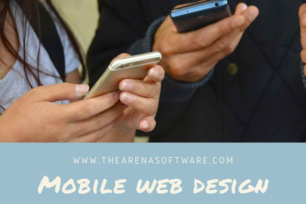 Most important statistics for mobile web design and search engine marketing. 68% of consumers on smartphones used the get directions or call button on a smartphone local listing.